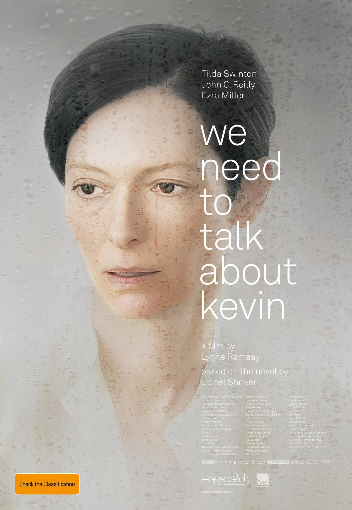 We Need to Talk About Kevin - Australian poster
