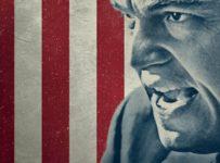 J Edgar - Stripe poster