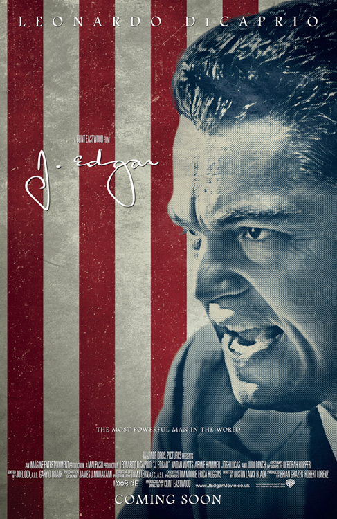 J Edgar - International poster - Stripe