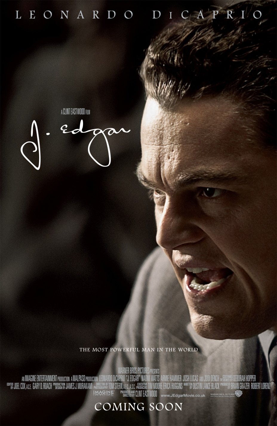 J Edgar - International poster