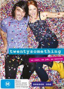 Twentysomething DVD cover