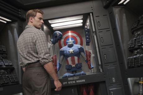 Marvel's The Avengers - CAPTAIN AMERICA (Chris Evans)