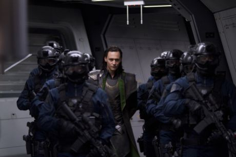 Marvel's The Avengers.LOKI (Tom Hiddleston)