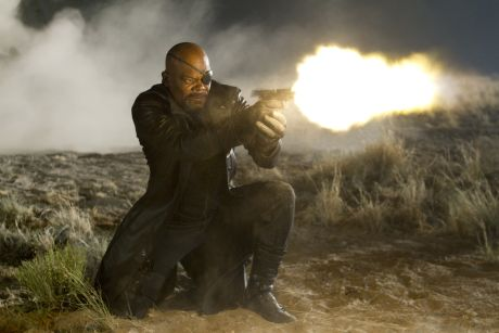 Marvel's The Avengers.NICK FURY (Samuel L. Jackson)