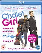 Chalet Girl Blu-ray