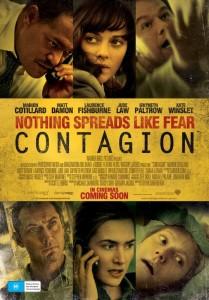 Contagion -  Australian poster