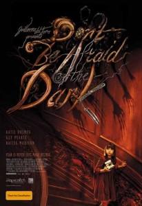 Don't Be Afraid of the Dark - Australian poster