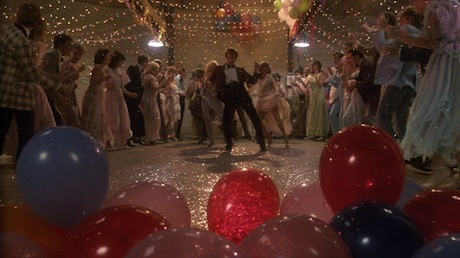 Footloose (1984) - Kevin Bacon dancing