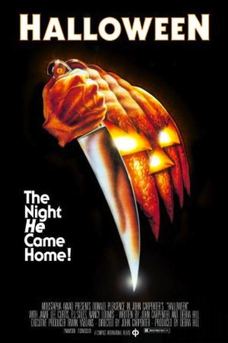 John Carpenter's Halloween poster (1978)