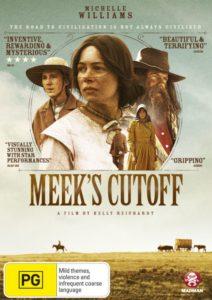 Meek's Cutoff DVD