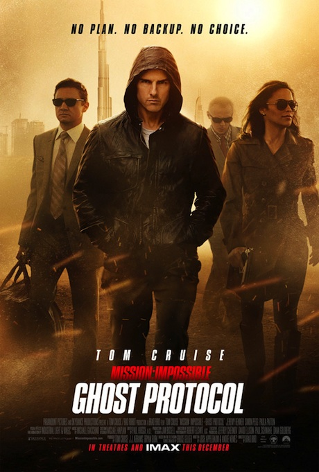 Mission: Impossible – Ghost Protocol poster - Group