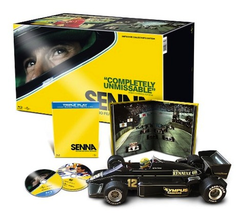 Senna: Limited Collector's Edition