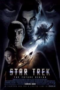 Star Trek poster (2009)