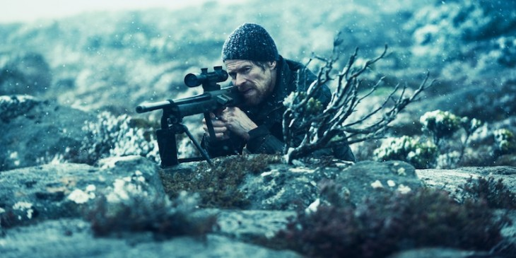 The Hunter. Willem Dafoe. Photo by Matt Nettheim.