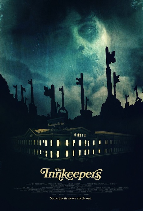 The Innkeepers poster