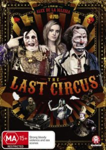 The Last Circus DVD