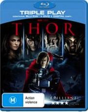 Thor - Blu-ray