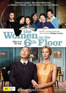 The Women on the 6th Floor poster - Australia