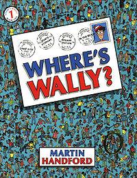 Where's Wally book