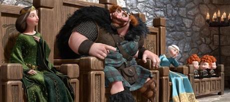 Brave (Disney/Pixar)