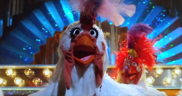 Muppets - Chickens