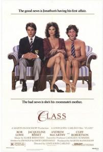 Class (1983) poster
