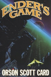 Ender's Game (Orson Scott Card) cover