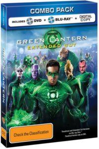 Green Lantern Blu-ray Combo