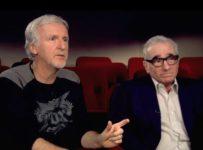 Hugo - Martin Scorsese and James Cameron