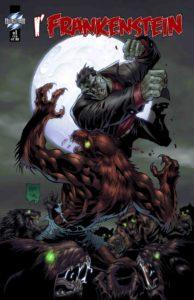 I, Frankenstein Issue 1
