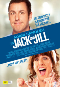 Jack and Jill poster - Australia