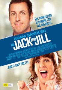 Jack and Jill poster - Australia