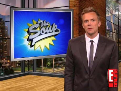 Joel McHale - The Soup