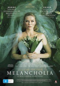 Melancholia - Australian poster
