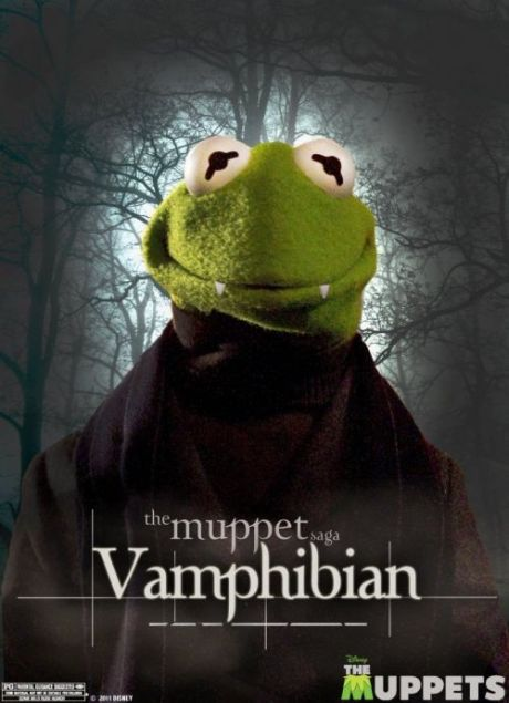 The Muppets - Twilight - Vamphibian
