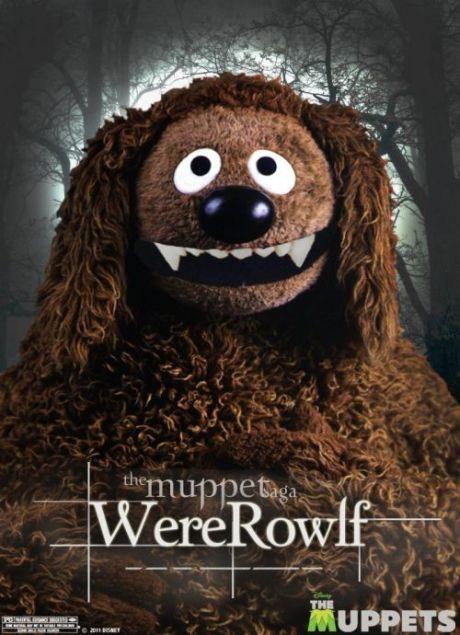 The Muppets - Twilight - WereRowlf
