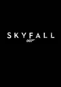 Skyfall (Bond 23 ) poster