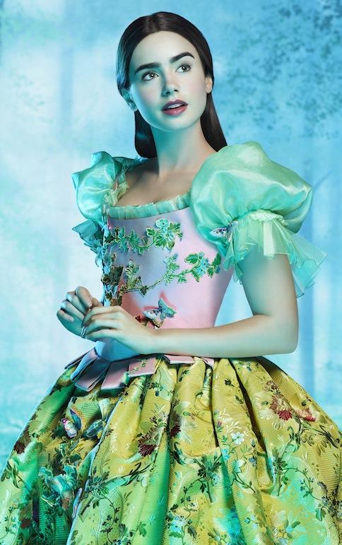 Snow White in Mirror Mirror