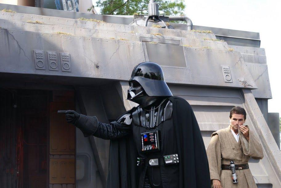 Star Wars - Darth Vader at Walt Disney World, Florida