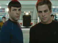 Star Trek (2009) - Kirk and Spock