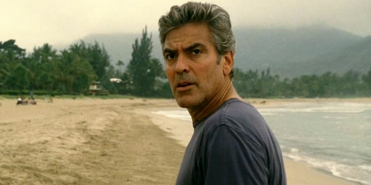 The Descendants - George Clooney