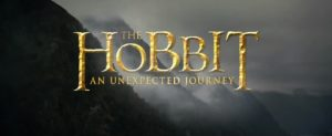 The Hobbit: An Unexpected Journey Poster Logo