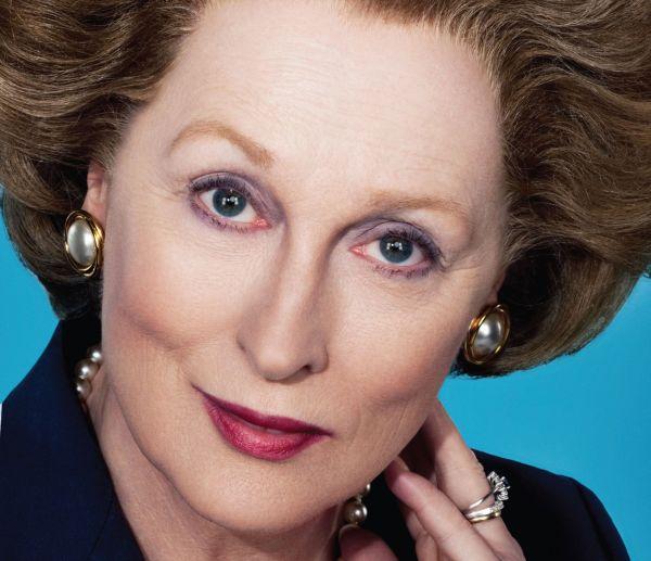 The Iron Lady - Meryl Streep