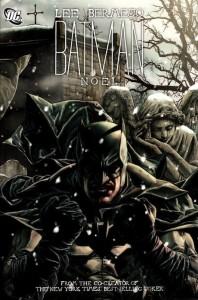 Batman: Noël cover