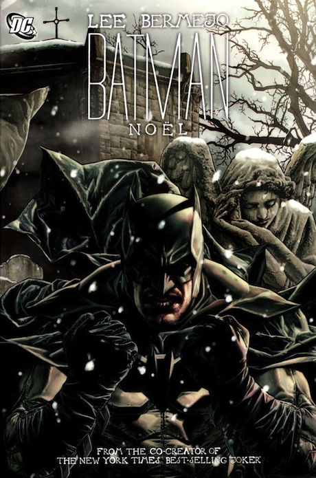 Batman: Noël cover