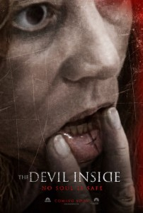 The Devil Inside international poster
