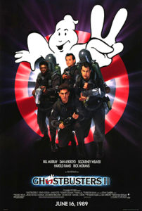 Ghostbusters II (Ghostbusters 2) poster