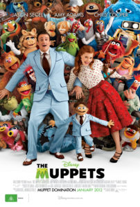 The Muppets (2011) poster - Australia