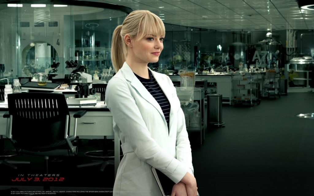 The Amazing Spider-man - Gwen Stacy (Emma Stone)