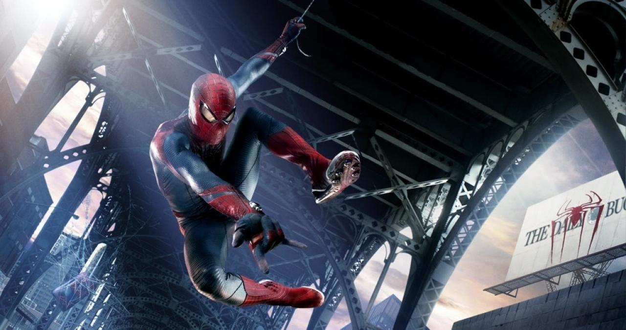 The Amazing Spider-man - Webslinging